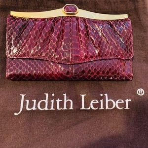 Judith Lieberman Clutch wallet
